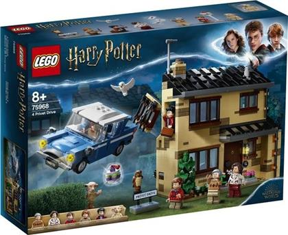 Lego Harry Potter - Ligusterweg 4