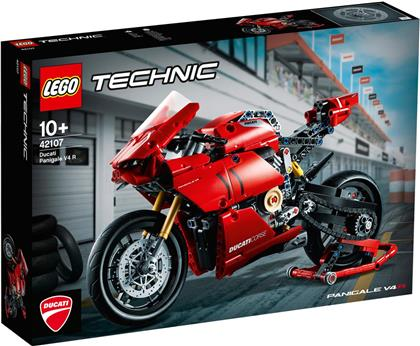 Ducati Panigale V4 R - Lego Technic, 646 Teile