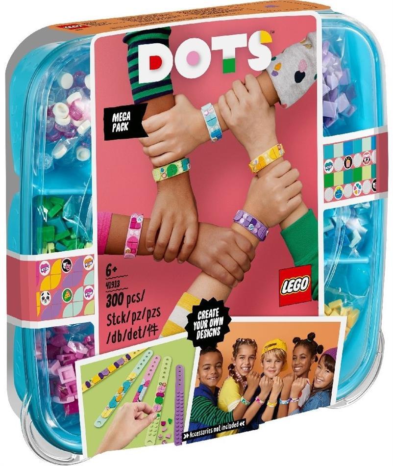 Lego Armbänder Kreativset - Freundschaftsarmbänder