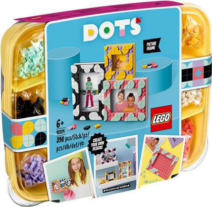 Bilderrahmen - Lego Dots, 398 Teile,