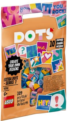 Armband Ergänzungsset Comic - Lego Dots, 109 Teile,