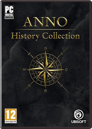 Anno History Collection - (Code in a Box)