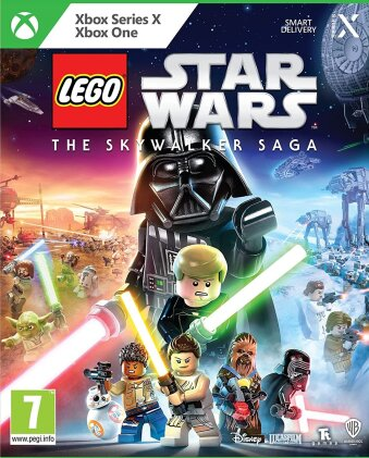LEGO Star Wars - The Skywalker Saga