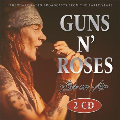 Guns N' Roses - Live On Air (2 CDs)