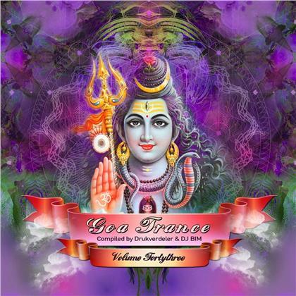 Goa Trance Vol. 43