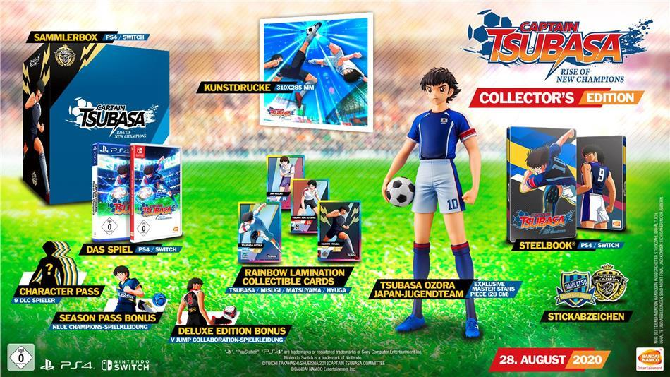 Captain Tsubasa - Rise of New Champions (Collector's Edition)