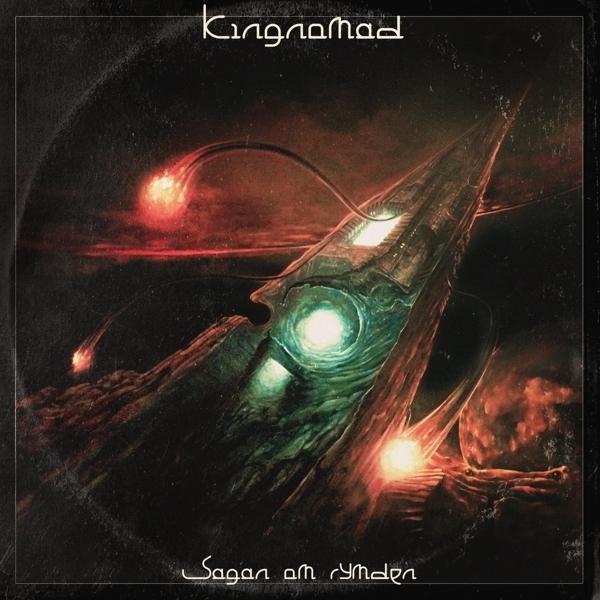 Kingnomad - Sagan Om Rymden (LP)