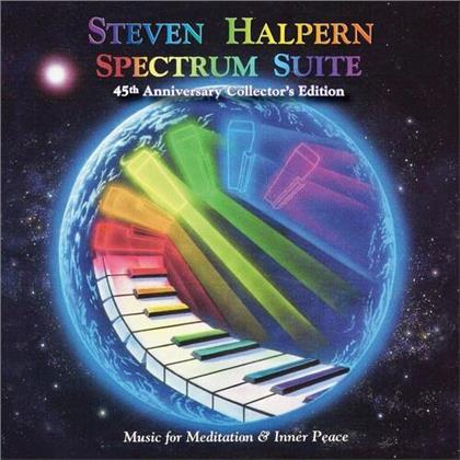 Steven Halpern - Spectrum Suite (2020 Reissue, 45th Anniversary Edition)
