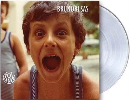 Brunori Sas - Vol. 1 (2020 Reissue, Clear Vinyl, LP)