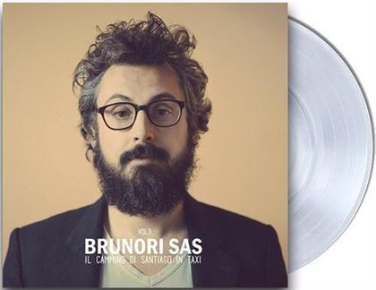 Brunori Sas - Vol. 3: Il Cammino Di Santiago In Taxi (2020 Reissue, Clear Vinyl, LP)