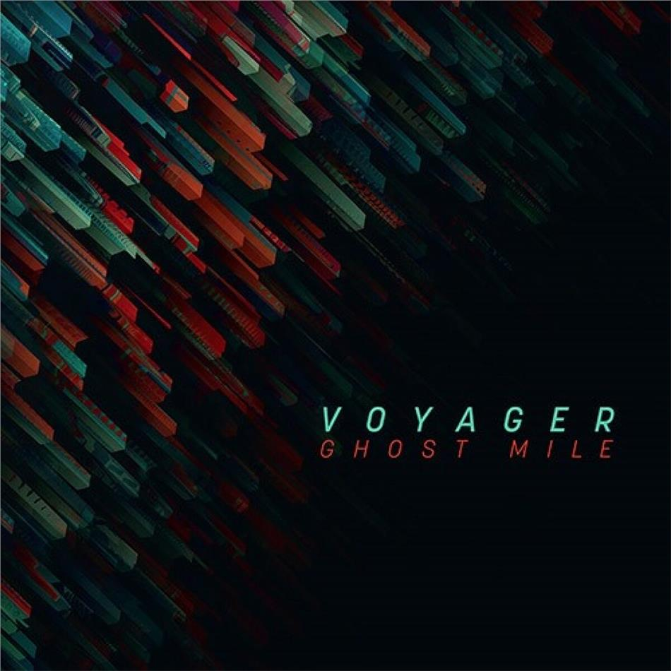Voyager - Ghost Mile (2020 Reissue, LP)