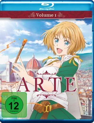 Arte - Vol. 1 (Limitierte Edition mit Art Cards)