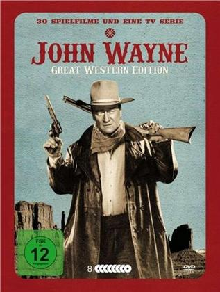 John Wayne - Great Western Edition (8 DVDs)