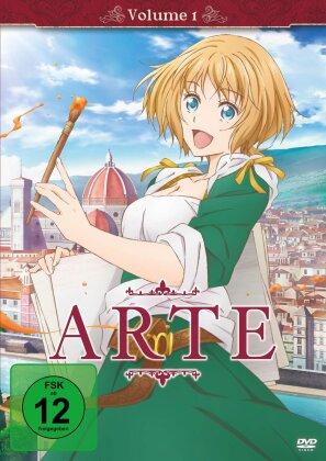 Arte - Vol. 1 (Limitierte Edition mit Art Cards)