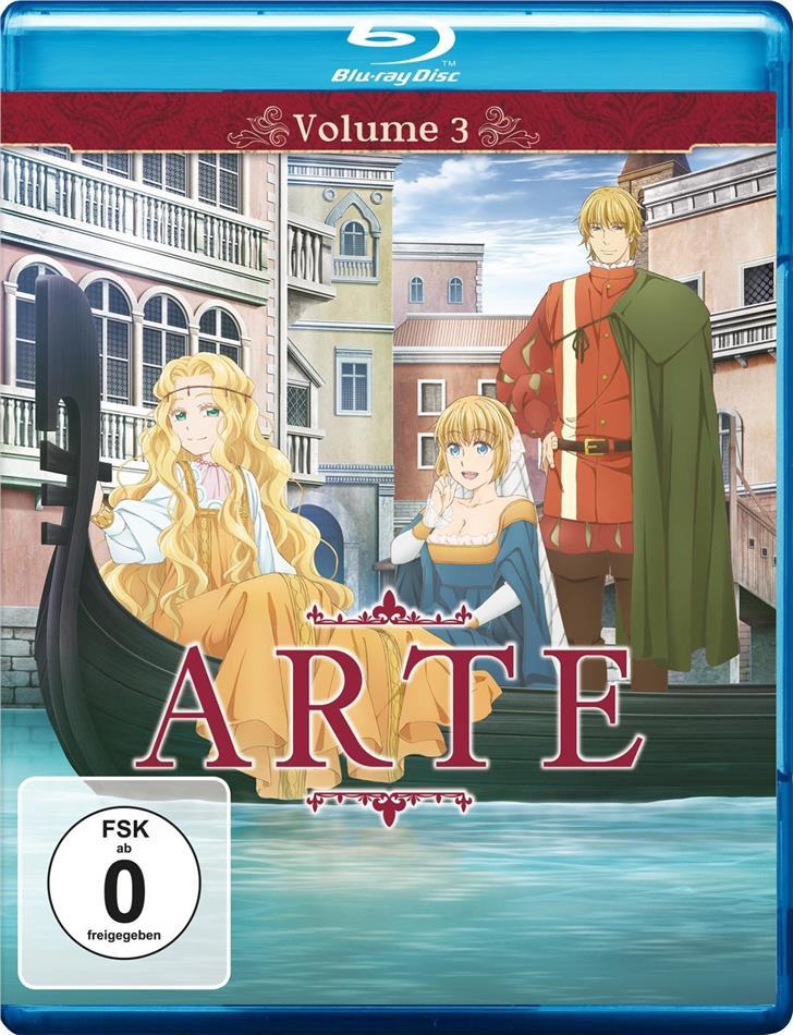 Arte - Vol. 3 (Limitierte Edition mit Art Cards)