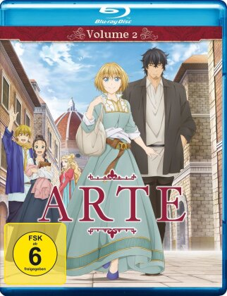 Arte - Vol. 2 (Limitierte Edition mit Art Cards)