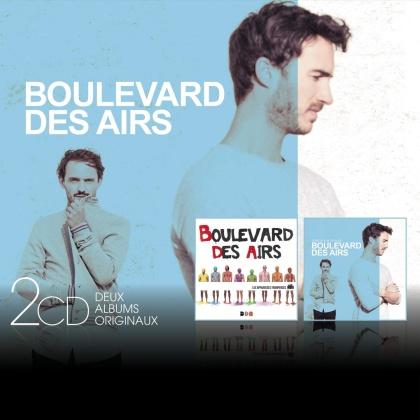 Boulevard Des Airs - Je Me Dis Que Toi Aussi/Les Appareuses Trompences (2 CDs)