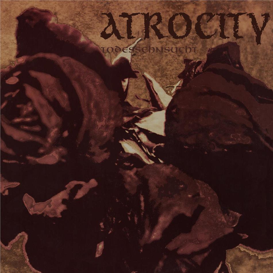 Atrocity - Todessehnsucht (2020 Reissue, Massacre, Limited Gatefold, Red Vinyl, LP)