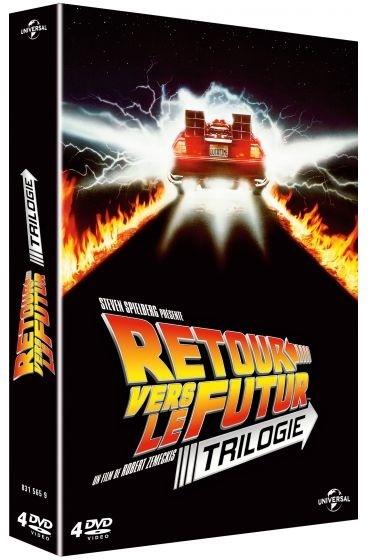 Retour vers le futur - Trilogie (4 DVDs)