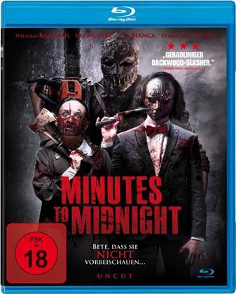 Minutes to Midnight - Bete, dass sie nicht vorbeischauen... (2018) (Uncut)
