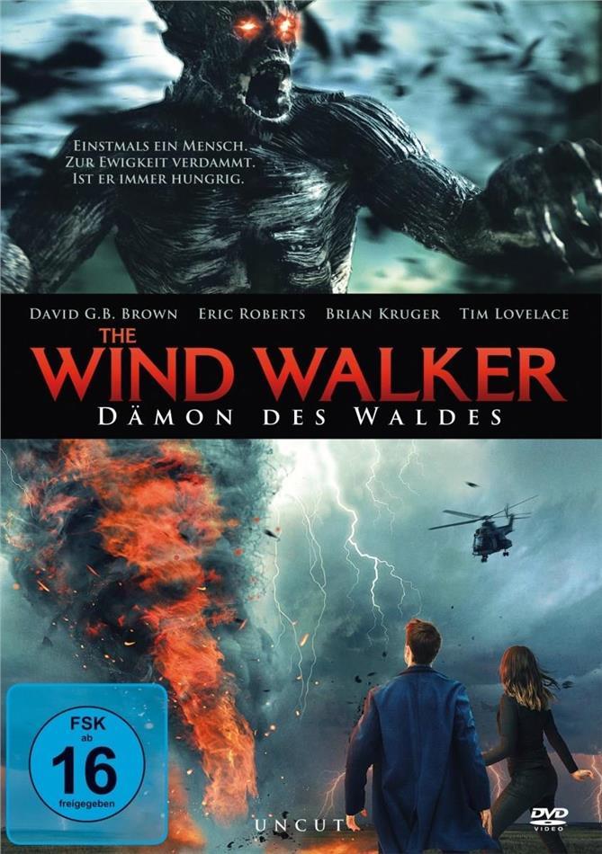 The Wind Walker - Dämon des Waldes (2019) (Uncut)