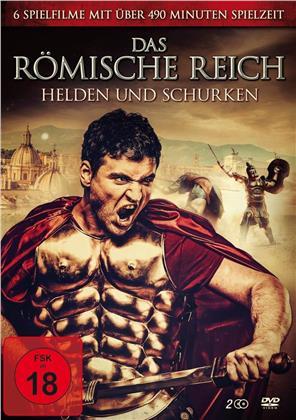 Das römische Reich - Helden und Schurken - 6 Filme (2 DVDs)