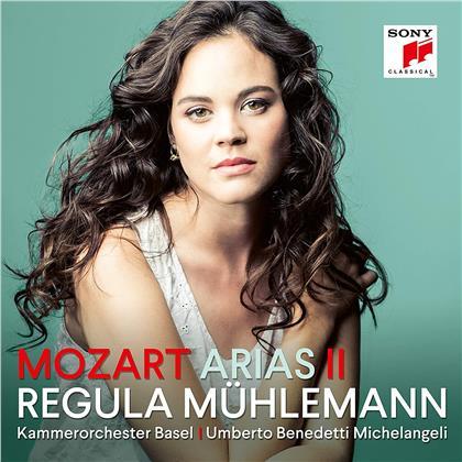 Wolfgang Amadeus Mozart (1756-1791), Umberto B. Michelangeli & Regula Mühlemann - Mozart Arias II