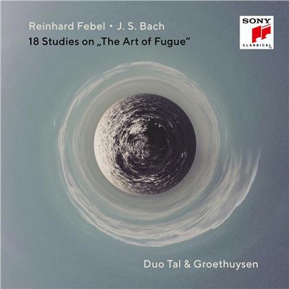 "Tal & Groethuysen & Johann Sebastian Bach (1685-1750) - Studien zu Bachs ""Die Kunst der Fuge"", BWV 1080 (2 CDs)"