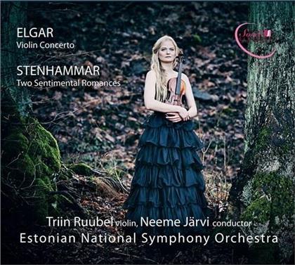 Sir Edward Elgar (1857-1934), Neeme Järvi, Triin Ruubel & Estonian National Symphony Orchestra - Violin Concerto