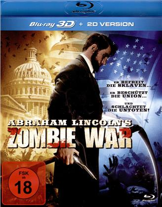 Abraham Lincoln's Zombie War (2012)