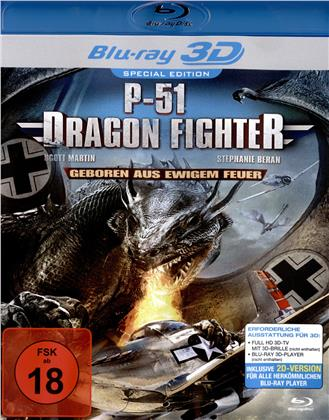 P51 Dragon Fighter - Geboren aus ewigem Feuer (2014) (Special Edition)