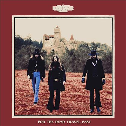 Kadavar - For The Dead Travel Fast (2020 Reissue, Nuclear Blast)
