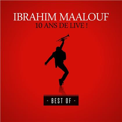 Ibrahim Maalouf - 10 Ans De Live ! (CD + DVD)