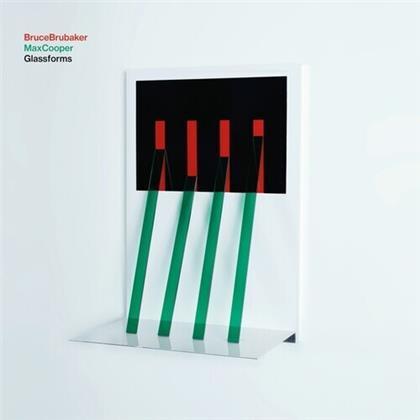 Max Cooper & Bruce Brubaker - Glassforms