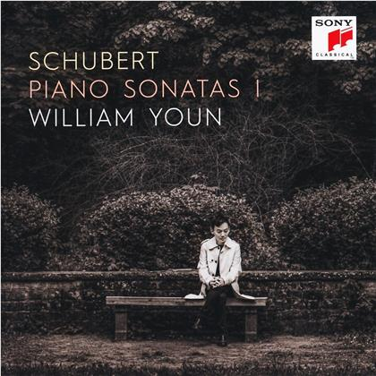 William Youn & Franz Schubert (1797-1828) - Klaviersonaten Nr. 1, 9, 13, 14 & 21 (2 CDs)