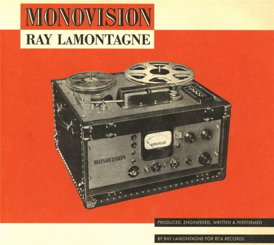 Ray Lamontagne - Monovision (Digipack)