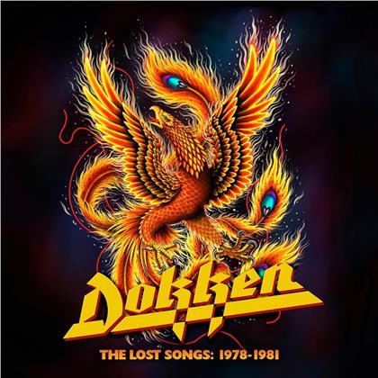 Dokken - The Lost Songs:1978-1981 (LP)