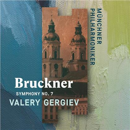 Anton Bruckner (1824-1896), Valery Gergiev & Münchner Philharmoniker - Sinfonie Nr. 7