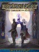 Blue Rose RPG Envoys to the Mount