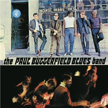 Paul Butterfield Band - --- (2020 Reissue, Music On Vinyl, Limited Edition, Orange Vinyl, LP)