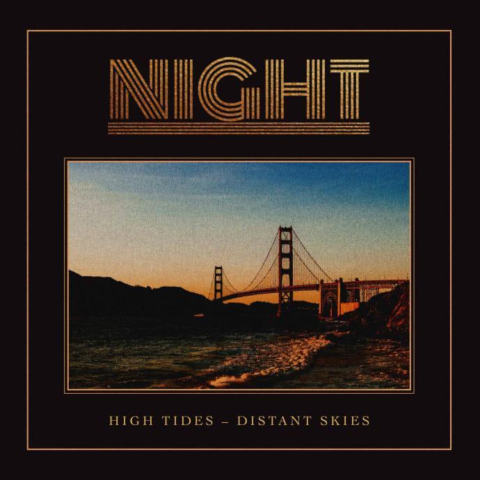 Night - High Tides ? Distant Skies (LP)