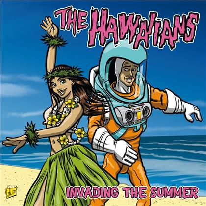 The Hawaiians - Invading The Summer