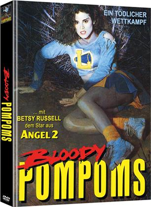 Bloody Pompoms (1988) (Limited Edition, Mediabook, 2 DVDs)