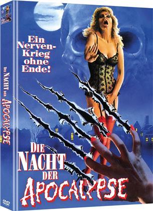 Die Nacht der Apocalypse (1981) (Edizione Limitata, Mediabook, 2 DVD)