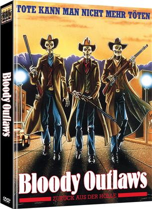 Bloody Outlaws (1987) (Limited Edition, Mediabook, 2 DVDs)