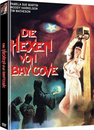 Die Hexe von Bay Cove (1987) (Edizione Limitata, Mediabook, 2 DVD)
