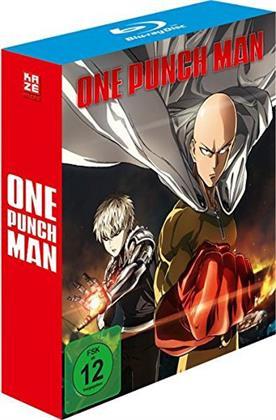 One Punch Man - Staffel 1 (Gesamtausgabe, 3 Blu-rays)