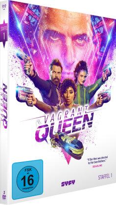 Vagrant Queen - Staffel 1 (3 DVDs)