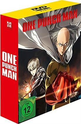 One Punch Man - Staffel 1 (Gesamtausgabe, 3 DVDs)