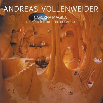 Andreas Vollenweider - Caverna Magica (2020 Reissue)